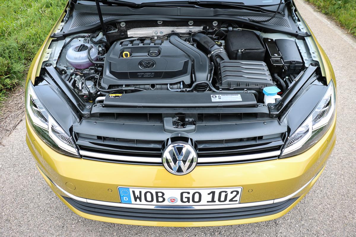Fahrbericht Vw Golf 7 Facelift Wie Gut Ist Der 15 Liter Benziner