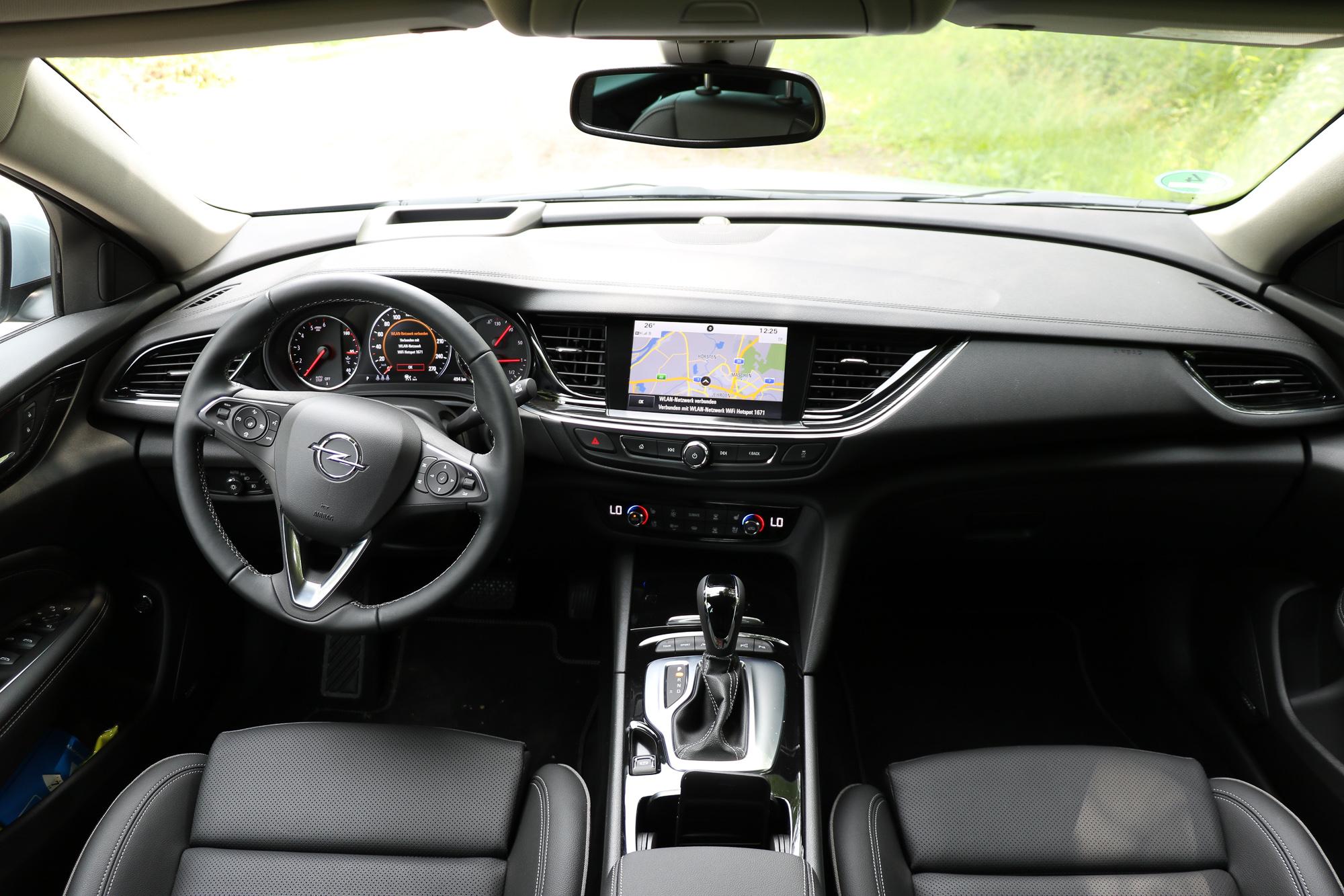 2017 Opel Insignia Sports Tourer Der Gro 223 E Opel Im