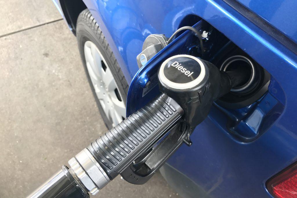 Dieselfahrverbot auf der A40?