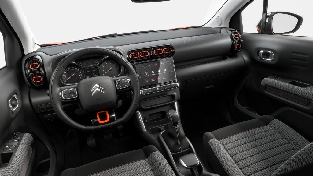 Neuwagen 2018: Citroen C3 AirCross