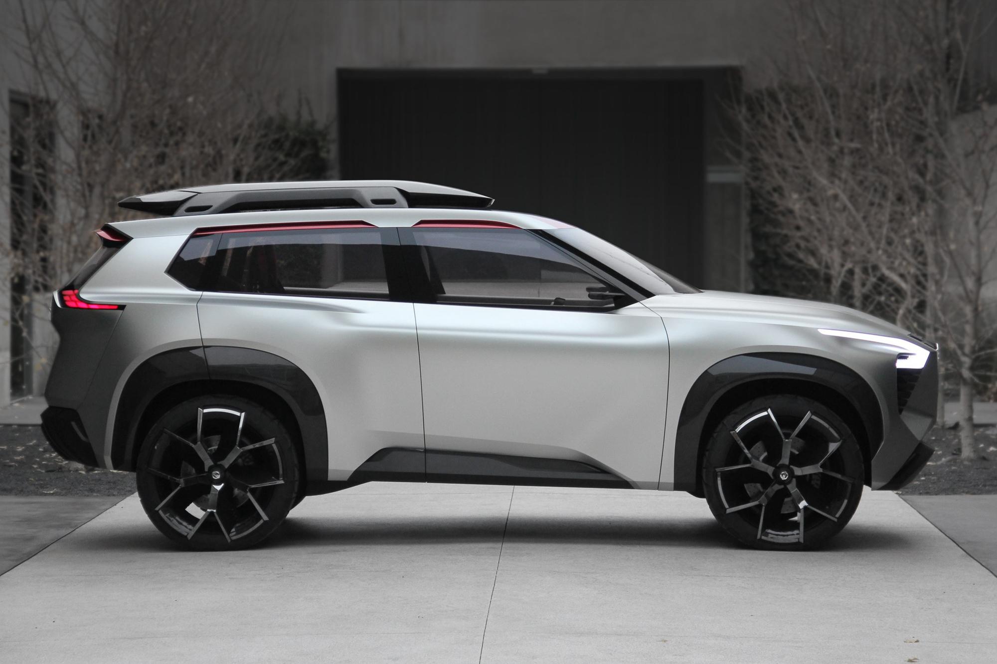 Zukunftsvision: Nissan XMotion Concept - NAIAS 2018