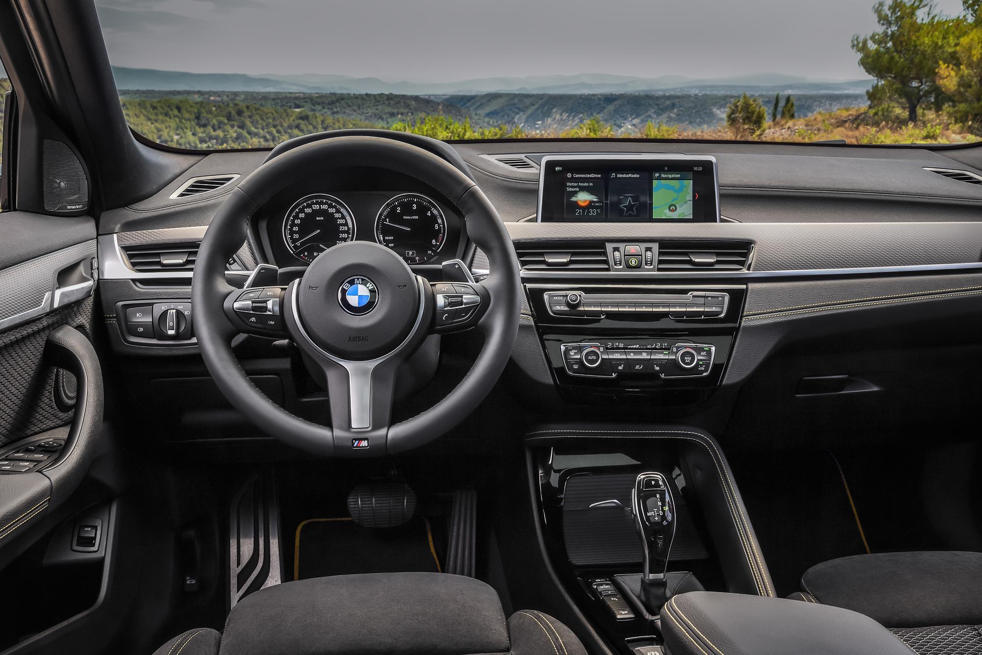 2018 Bmw X2 Noch Ein Neuer Suv Neuwagen 2018