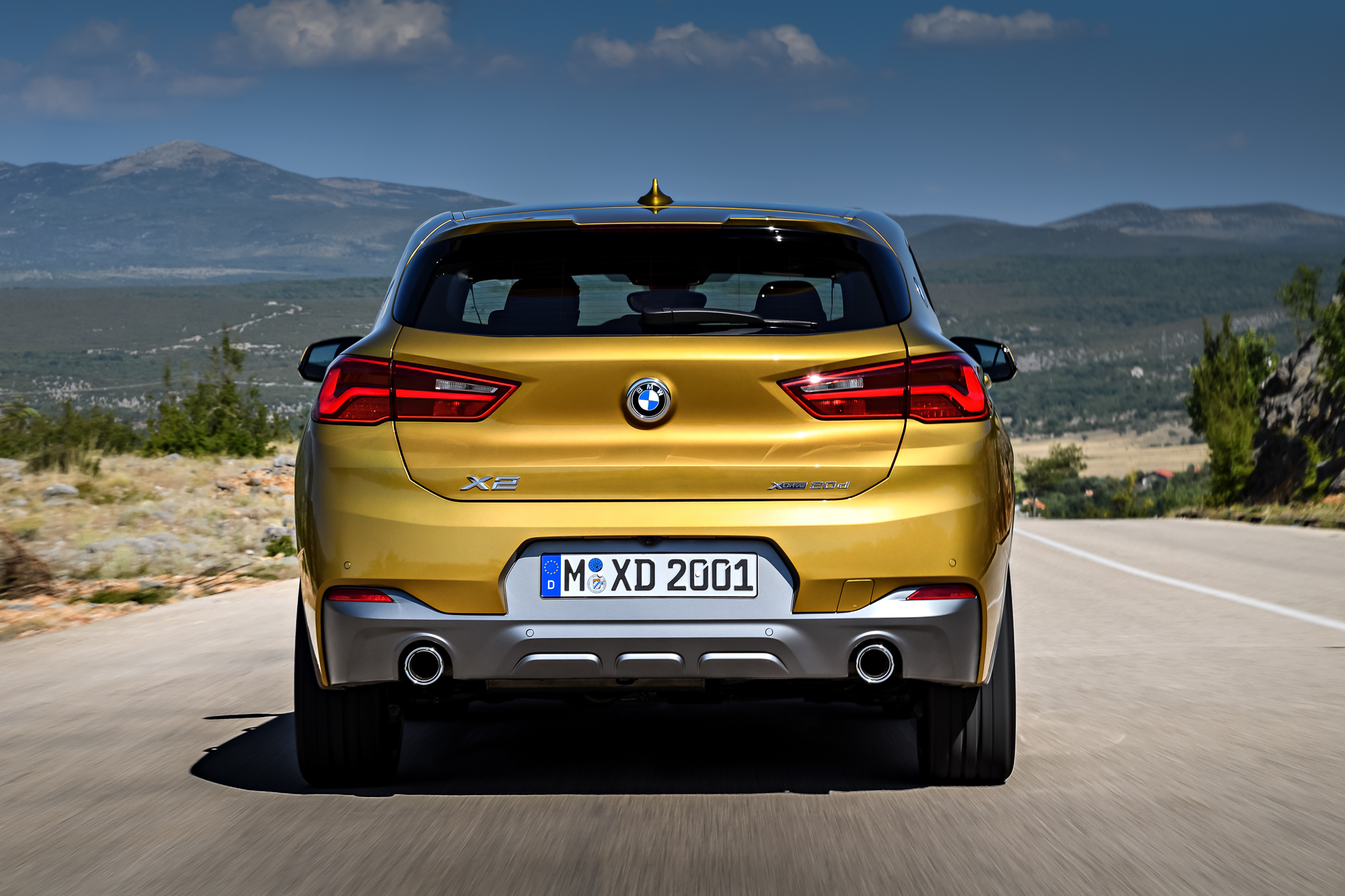 2018 bmw x2 noch ein neuer suv neuwagen 2018. Black Bedroom Furniture Sets. Home Design Ideas