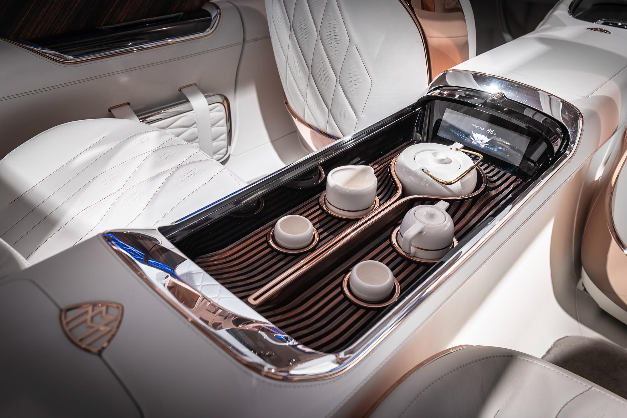 mercedes-maybach ultimate luxury - maybach suv?