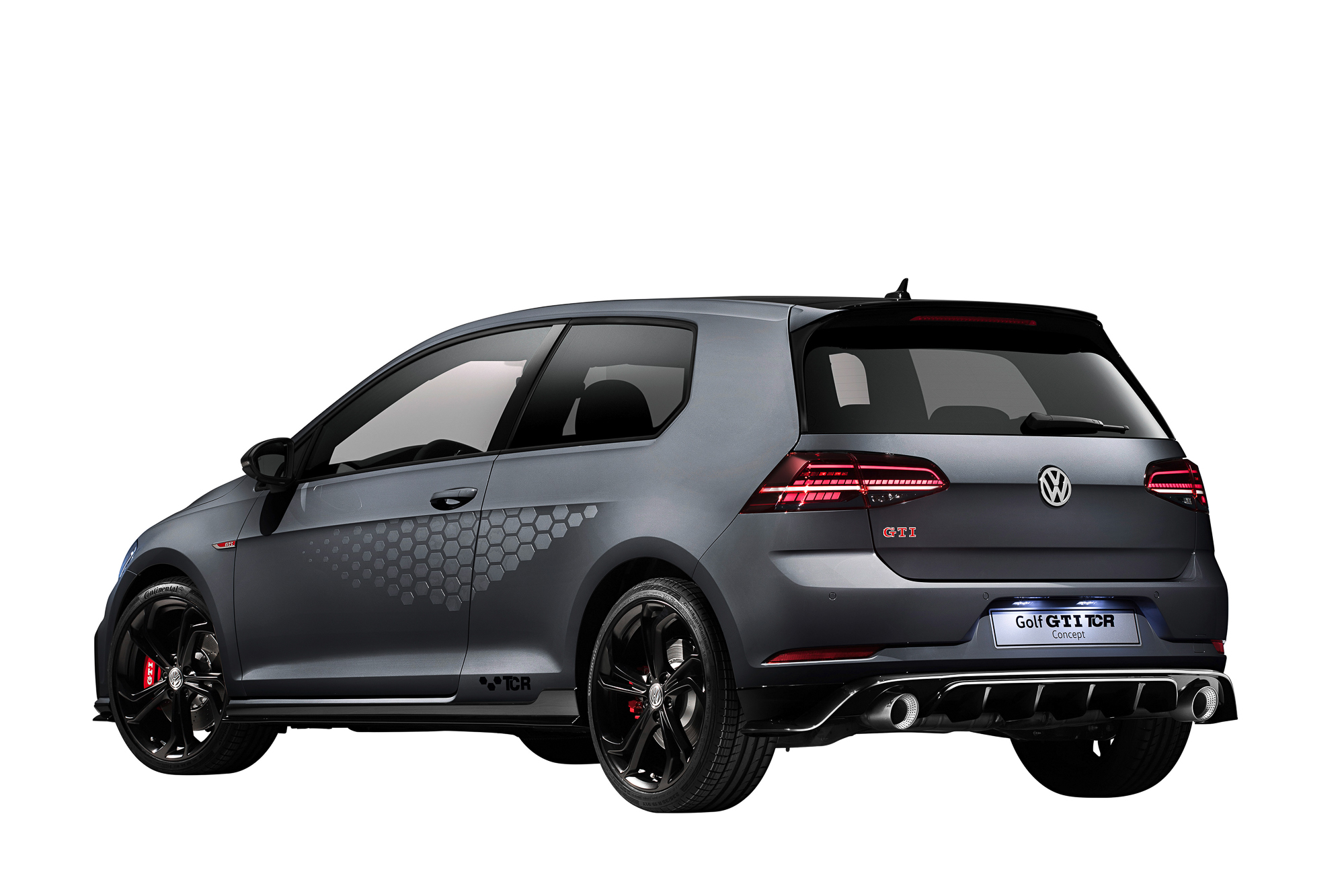 vw golf gti tcr der schnellste gti ab werk. Black Bedroom Furniture Sets. Home Design Ideas