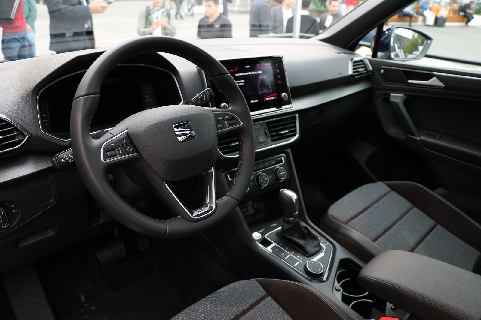 2019 seat tarraco das gr te suv von seat rollt 2019 auf. Black Bedroom Furniture Sets. Home Design Ideas