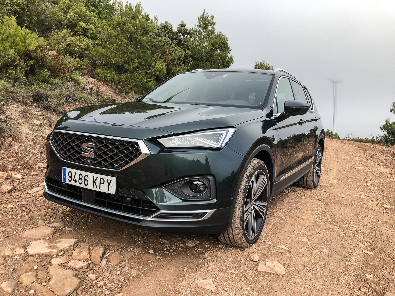 2019 seat tarraco test fahrbericht review. Black Bedroom Furniture Sets. Home Design Ideas