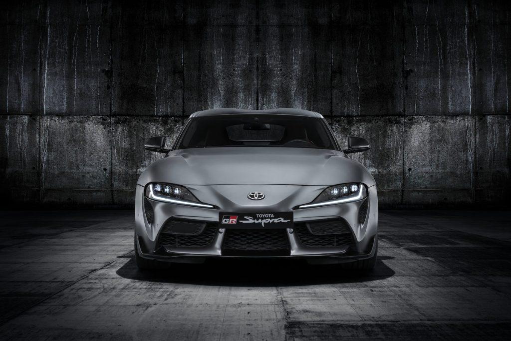Die Neue Toyota Supra Feiert Weltpremiere Die