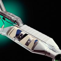 Katalisator-ottomotor