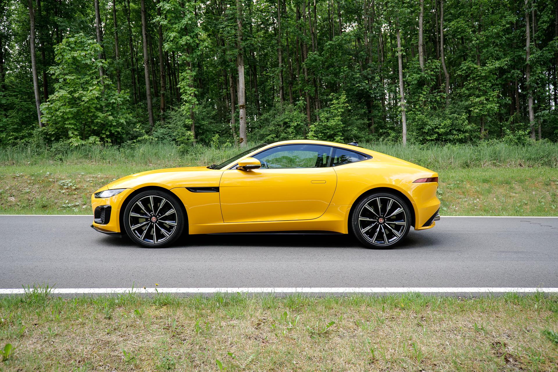 2020 Jaguar F-Type R im Gutschild Fahrbericht