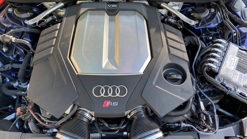 Der neue Audi RS7 hat zwei Turbolader!