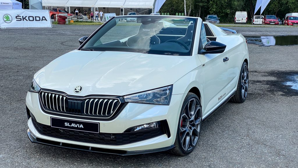 2020 Skoda Slavia