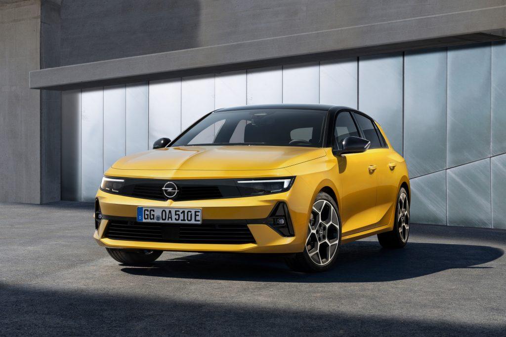Das ist der neue Opel Astra!