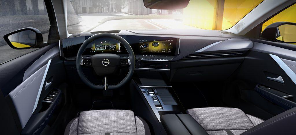 Modern, aufgeräumt und vernetzt! Digitaler Opel Astra Innenraum!