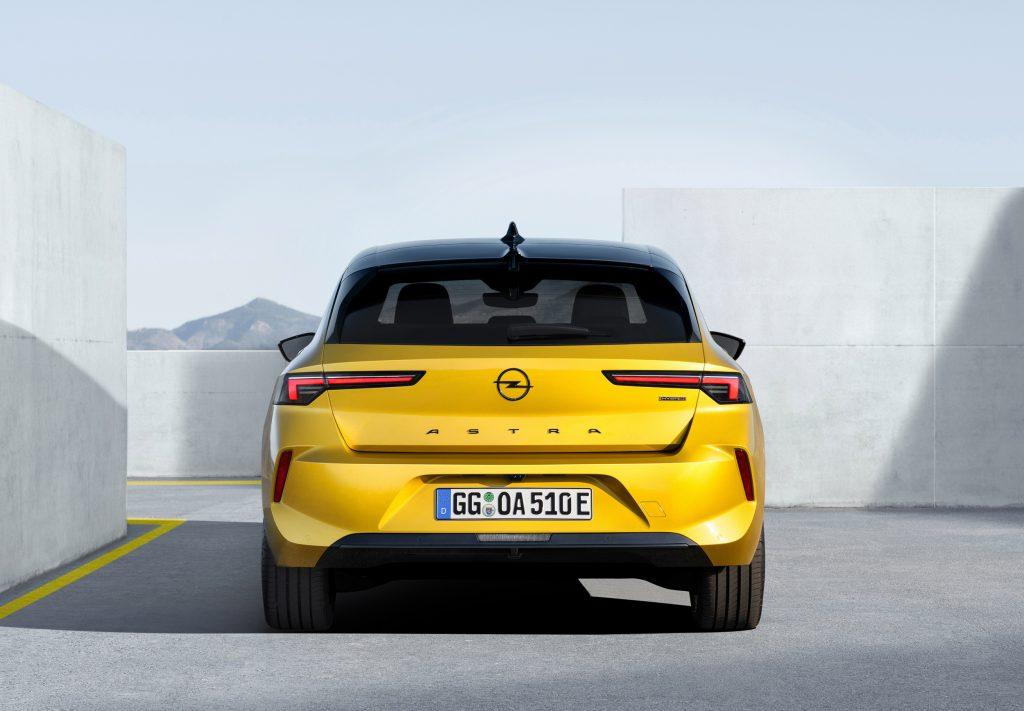 Ab wann kann man den neuen Opel Astra bestellen?