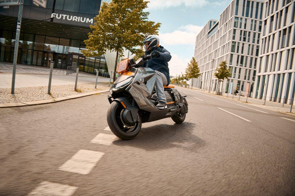 Vorstellung: BMW CE 04 - der neue Elektroroller von BMW