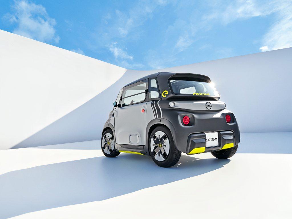 Opel Rocks-E - gute Alternative für Fahranfänger oder zu gefährlich?