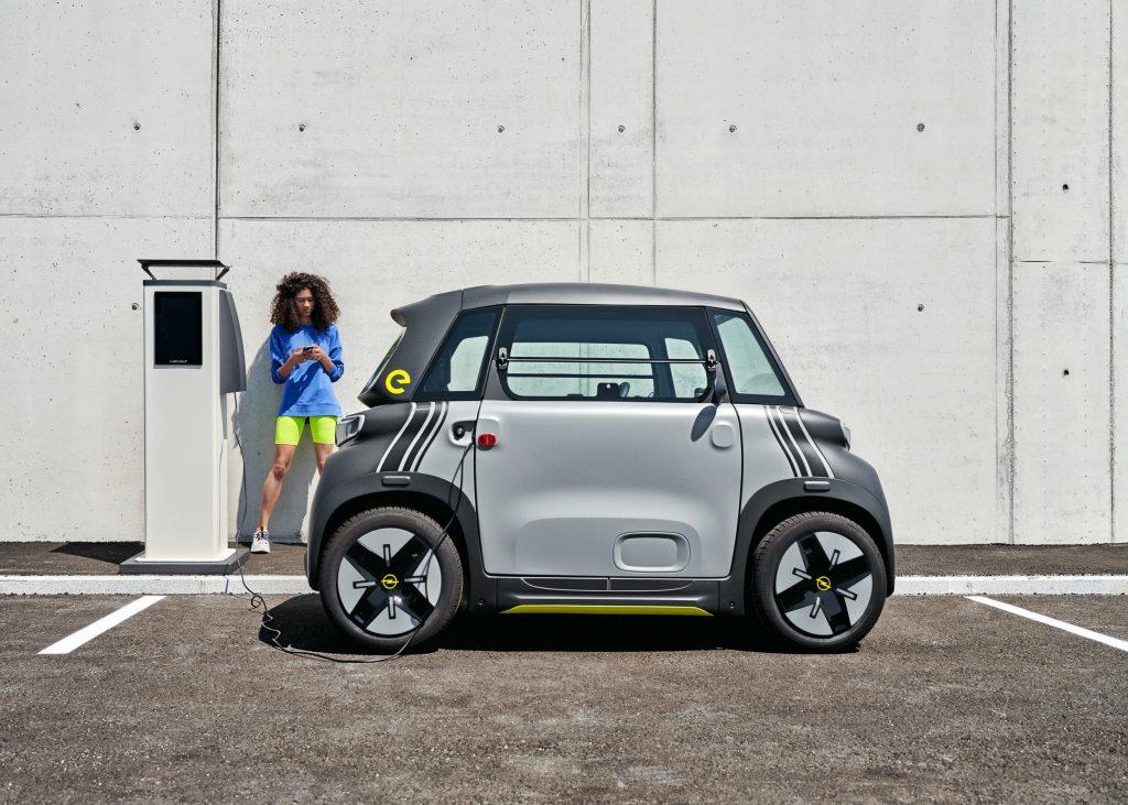 Opel Rocks-E - nur etwas für die junge Zielgruppe?