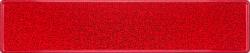 LKW Namensschild rot mit Glitzer 520x110mm thumb