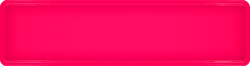 Namensschild neonpink 340x90mm thumb