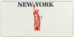 Funschild-USA New York 303x153mm thumb