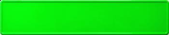 LKW Namensschild NEON Grün 520x110mm thumb
