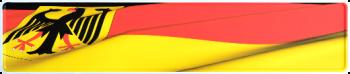 Funschild Deutschland 520x110mm thumb