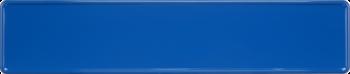 Funschild Blau 520x110mm thumb