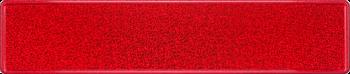Funschild rot mit Glitzer 520x110mm thumb
