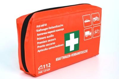 Vorschaubild für Kraftwagen-Verbandtasche