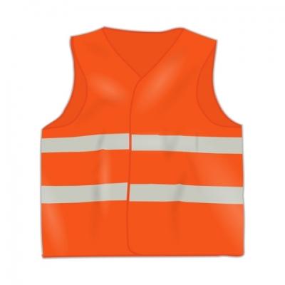 Vorschaubild für Warnweste EN 471 Farbe wählen