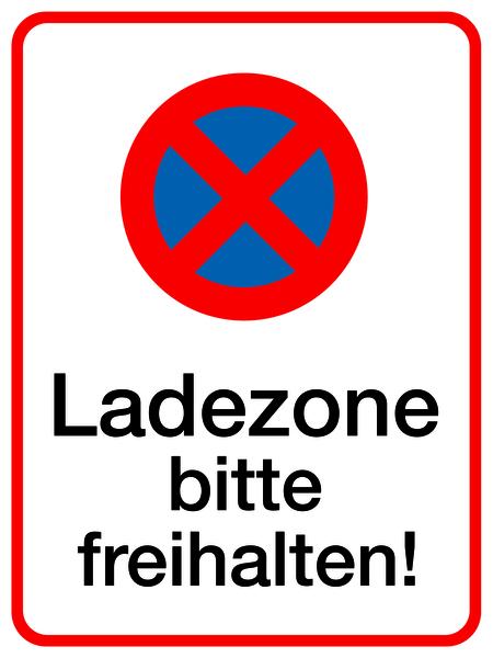 Vorschaubild für Ladezone bitte freihalten! Aluminium geprägt; 400 x 300 mm