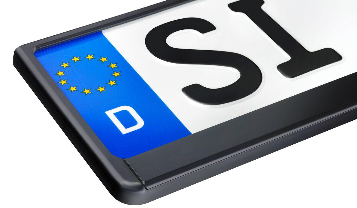 """Kennzeichenhalter EUROSTAR """"Colorline"""" Vorschaubild5"""